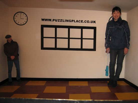 The Puzzling Place: OMG!