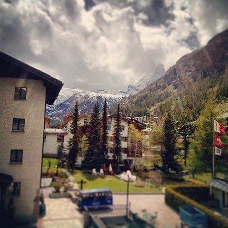BEST WESTERN PLUS Alpen Resort Hotel : ótima vista do apartamento