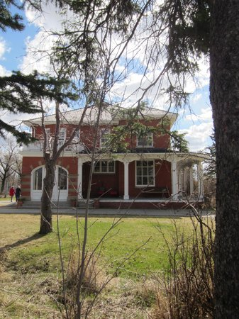 Inglewood Bird Sanctuary and Nature Centre : Colonel Walker House