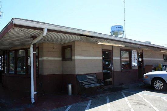 Grannies Restaurant: Front Entrance