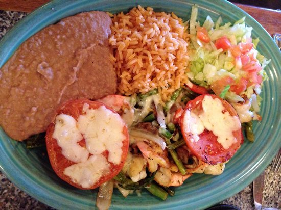 Serna's Mexican Cuisine: Shrimp loco