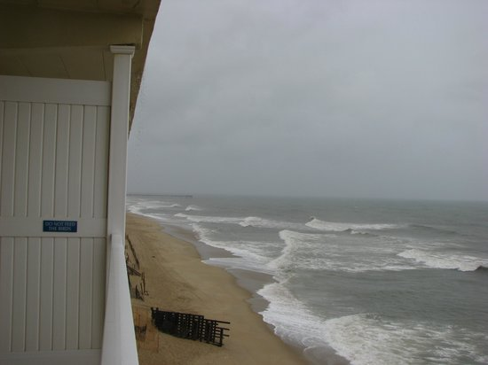 Sea Ranch Resort : View from room 519
