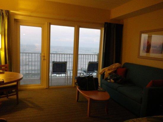 Sea Ranch Resort : View looking at the ocean