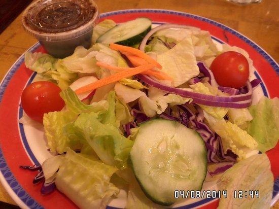 Manalapan Diner: House Salad
