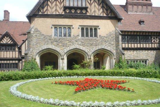Potsdam's Gardens : Outside view
