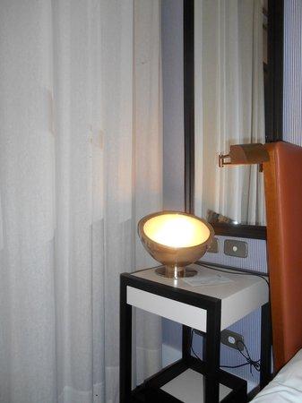 Hotel Pulitzer Buenos Aires: Luminária com design contemporâneo