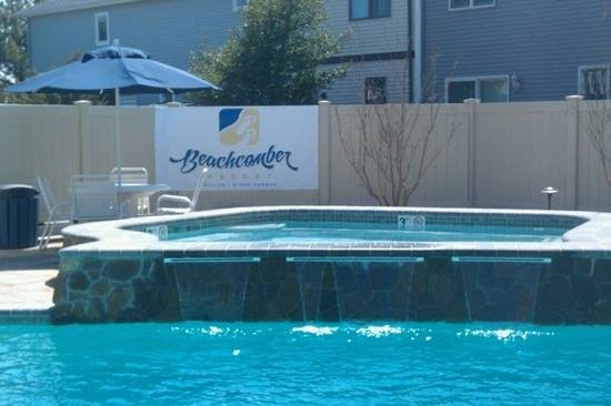 The Beachcomber Resort : Beachcomber Resort, Avalon, N.J.