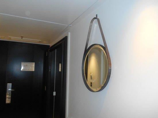 Hotel Pulitzer Buenos Aires: Espelho charmoso