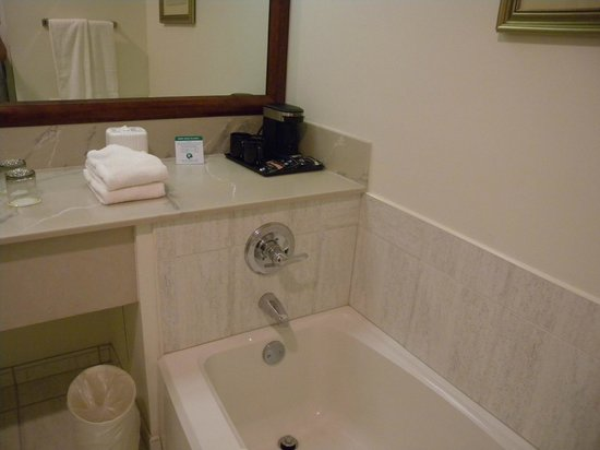 Trianon Old Naples: bagno