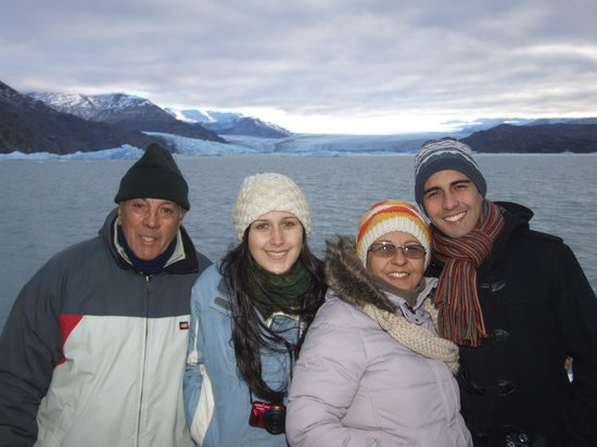 Upsala Glacier: Glaciar Upsala