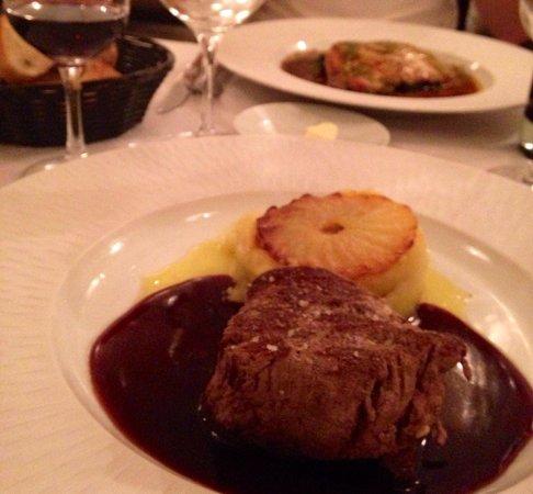 La Bonne Excuse: A perfect steak