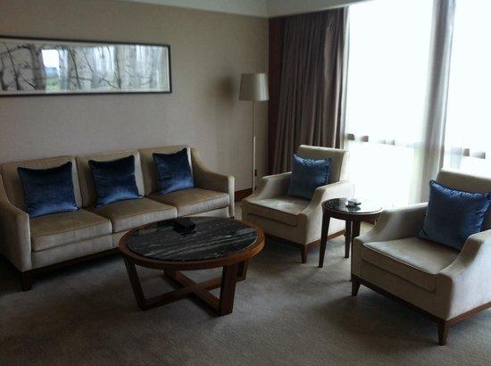 L'Hermitage Hotel: Sofa Corner