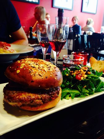 Sorza: Burger
