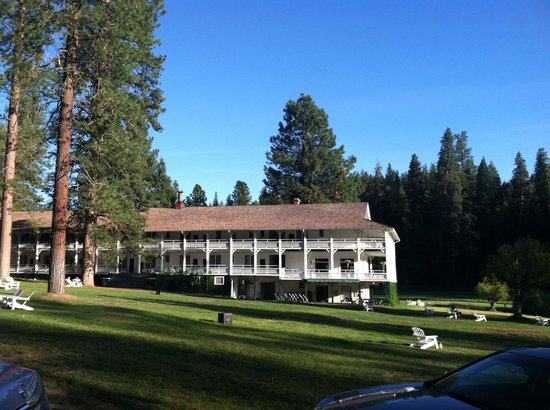 Big Trees Lodge : Hotel