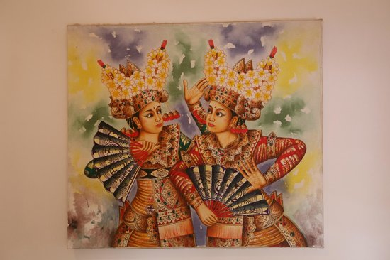 Rama Shinta Hotel - Padang Bai - Bali - Indonesia - Wandervibes - artwork