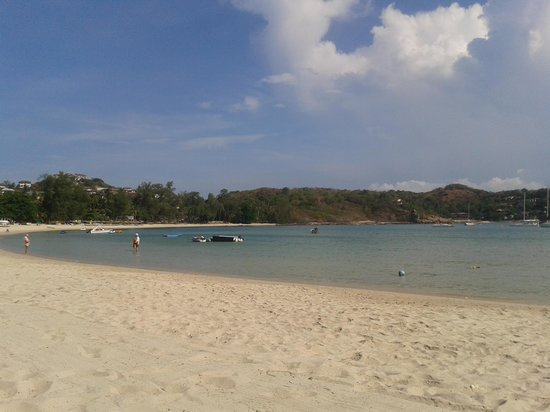 Imperial Boat House Beach Resort: beach
