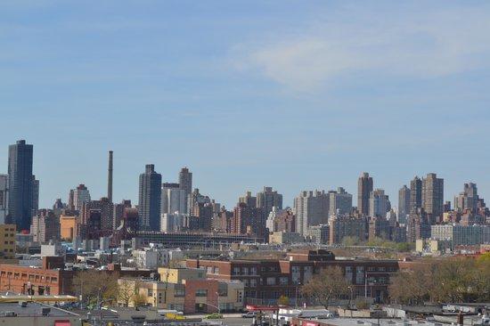 Ramada Long Island City: Vista desde la habitación