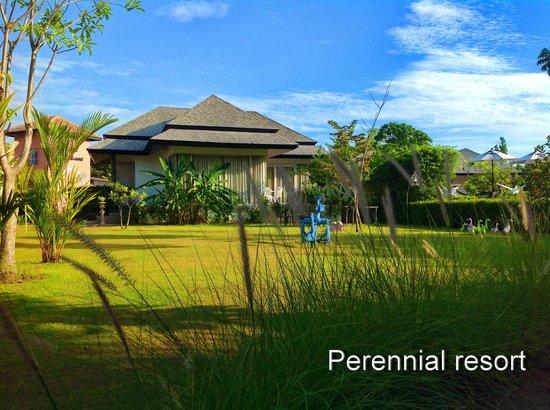 Perennial Resort : Suite Villa