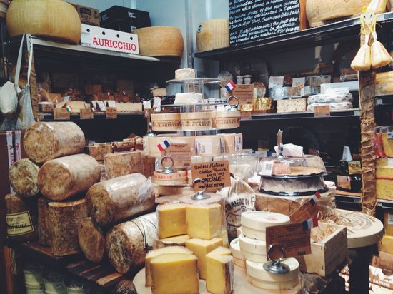 Fourth Village Providore: Life is Great, Cheese makes it better