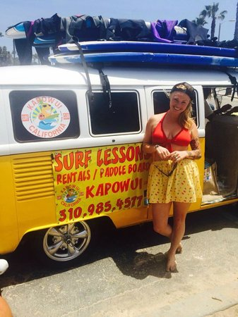 Kapowui: i matched the van completely