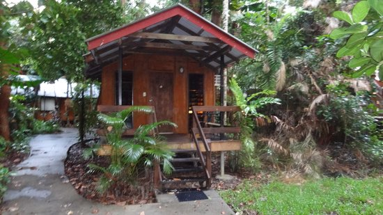 Cape Tribulation Beach House: Crispin cabin