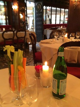 Taverna La Fenice : our second time