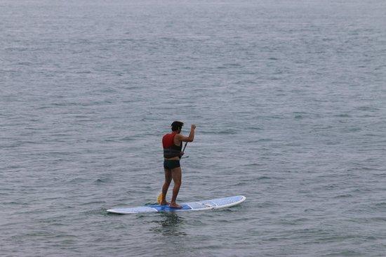 Qualia Resort: SUP