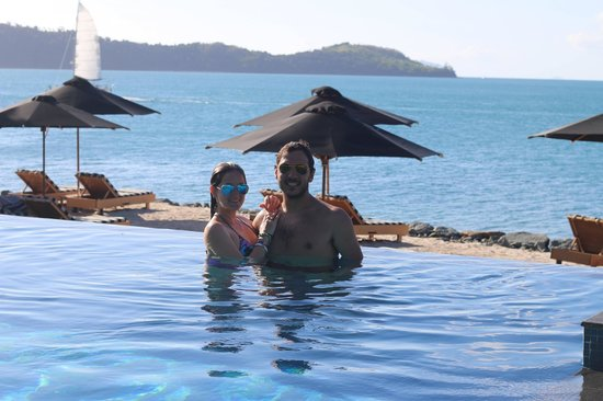 Qualia Resort: Pool