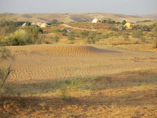 Makman Dunes Desert Lodge: Makman Dunes