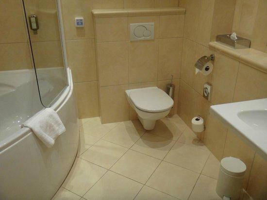 Unitas Hotel: Banheiro - Detalhe
