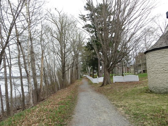 Delta Hotels by Marriott Fredericton: On the trail
