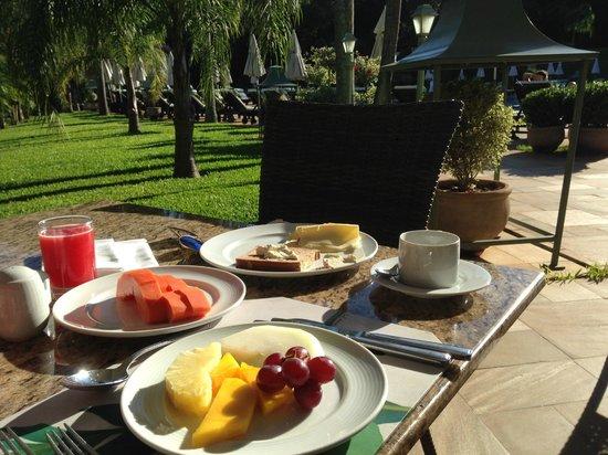 Belmond Hotel das Cataratas: Cafe da Manha