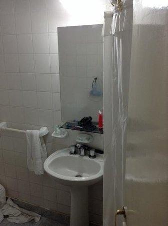 Patagonia Hotel: baño