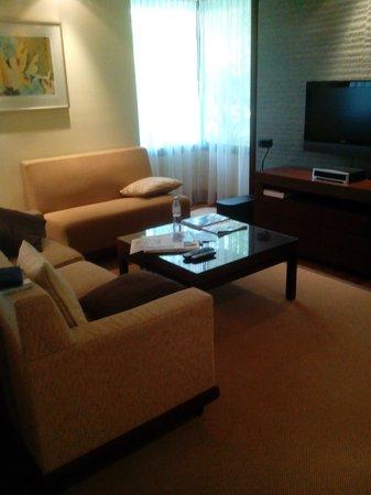 Sofitel Singapore Sentosa Resort & Spa: one of the roomsfrom prestige suite