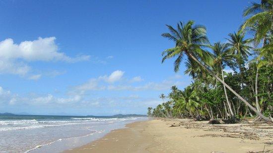 Castaways Resort & Spa Mission Beach : Beautiful beach