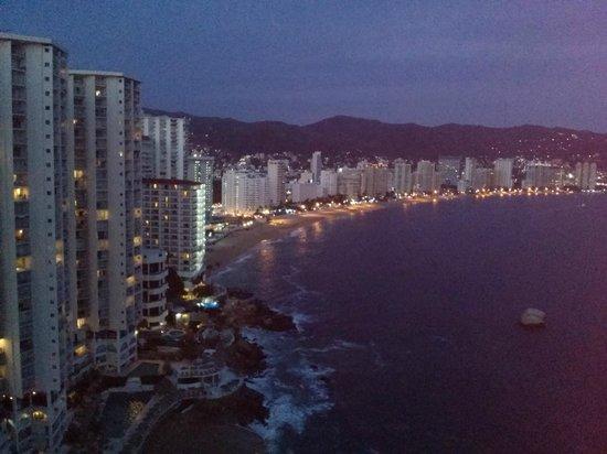 Fiesta Americana Villas Acapulco: La vista desde el cuarto