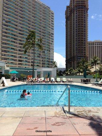 Waikiki Marina Resort at the Ilikai: Pool