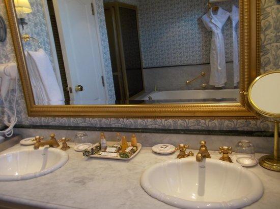 Iguazu Grand Resort, Spa & Casino: banheiro