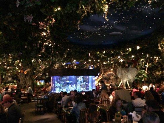 Disney Springs : Restaurante Temático