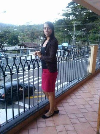 Hotel Guarany : Sagada da pizzaria