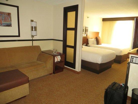 Hyatt Place Atlanta/Alpharetta/North Point Mall: Room