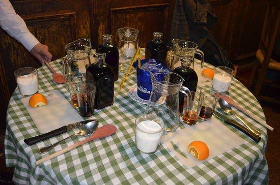 Insider's Madrid: Sangria ingredients
