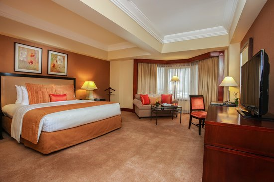 Diamond Hotel Philippines: Deluxe Regency