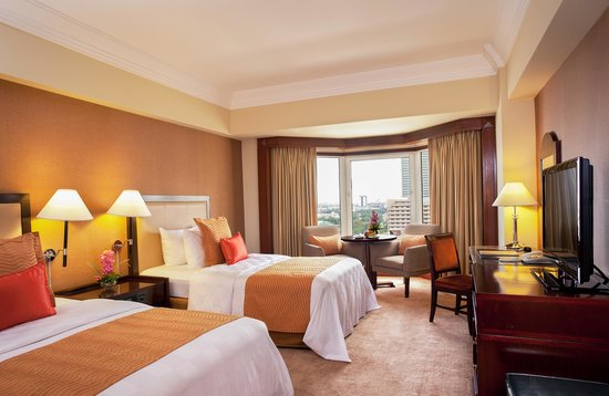 Diamond Hotel Philippines: Deluxe Twin Room