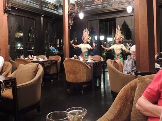 Shangri-La Hotel,Bangkok: Thai resturant