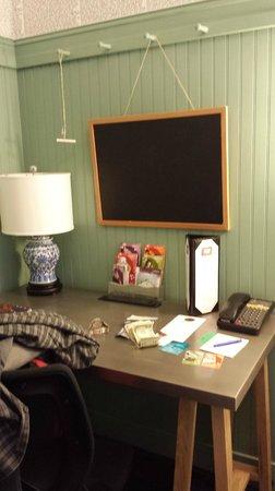 Hotel Triton: No quarto!!