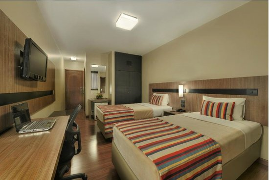 Hotel Deville Express Guaíra : Apartamento Superior Double Twin