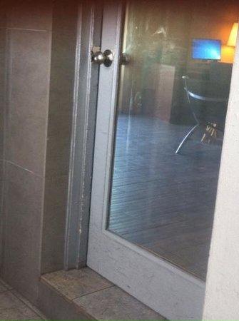 Hotel Eva: Mal estado de las instalaciones