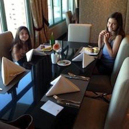 Sunway Resort Hotel & Spa : Breakfast in the club