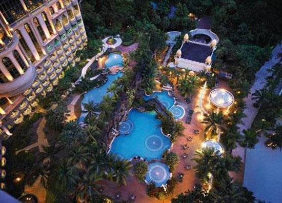 Sunway Resort Hotel & Spa : View from the room